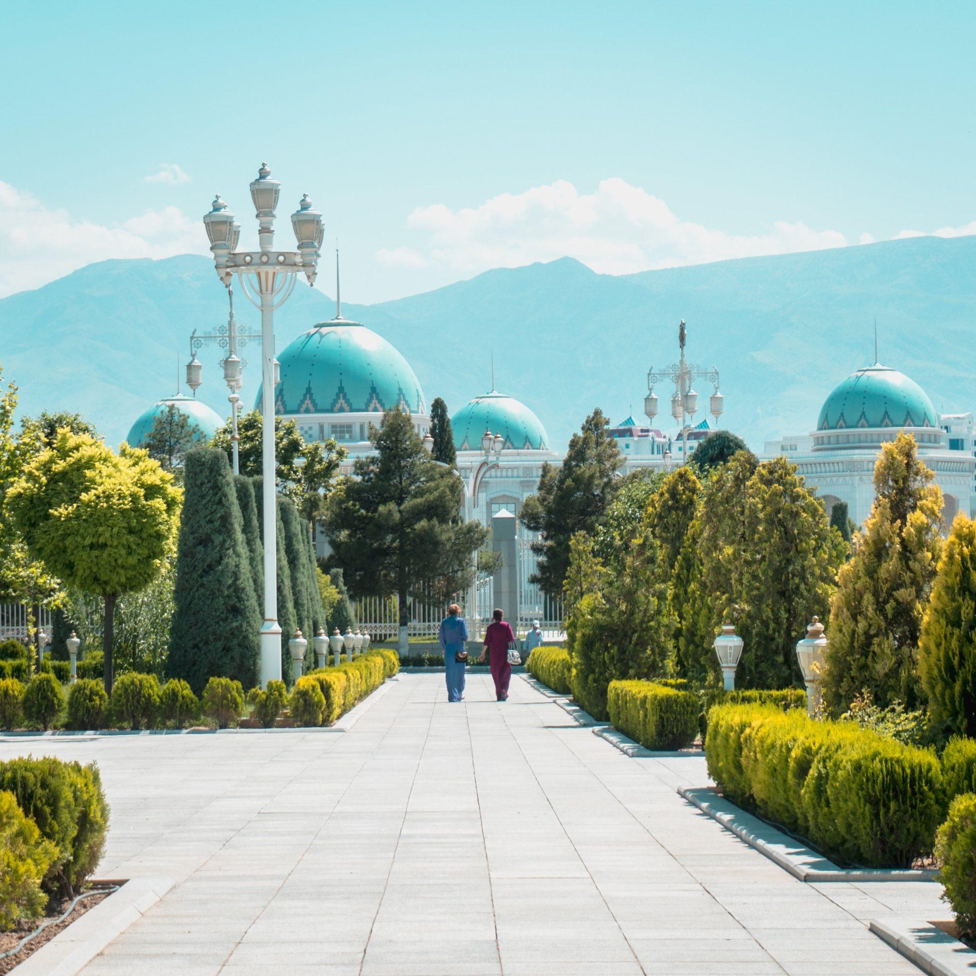 Turkmenistan places to visit