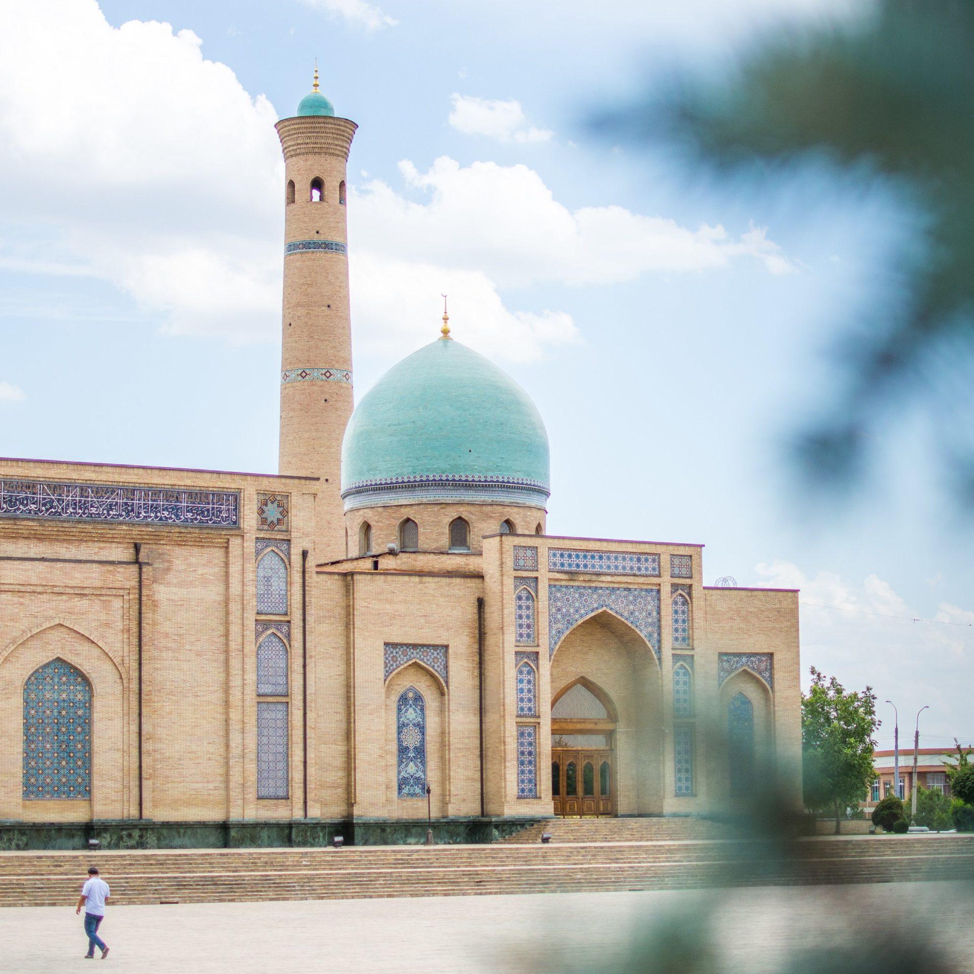 Uzbekistan-photo-blue-mosque