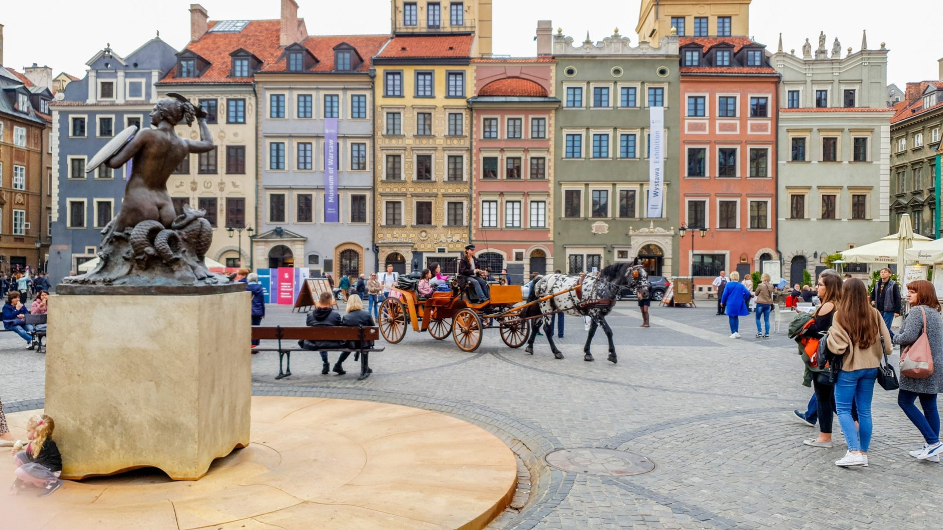 warsaw-old-town-Warsaw-Itinerary